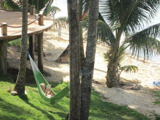 Yemaya Island Hideaway & Spa : View from #11 patio