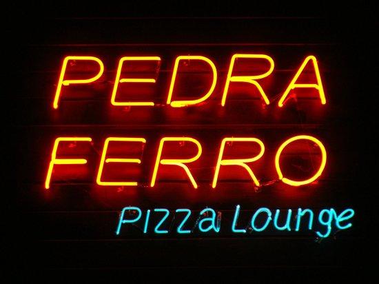 Pedra Ferro Pizza Lounge: 1