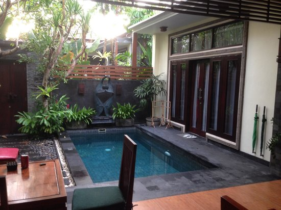 The Bali Dream Villa Seminyak : Private pool