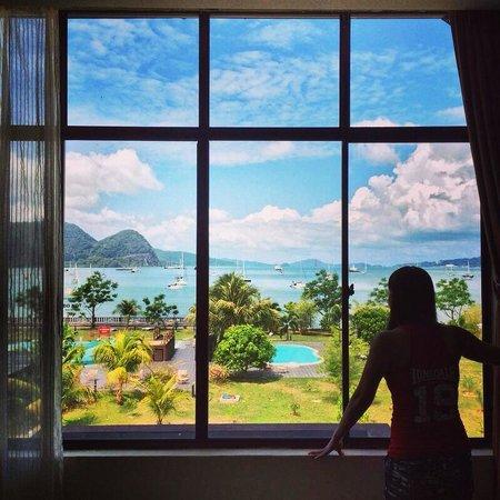 De Baron Resort Langkawi: Deluxe room 304