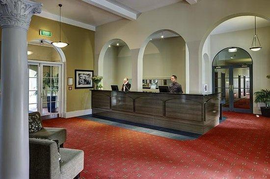 Heritage Hanmer Springs: Reception