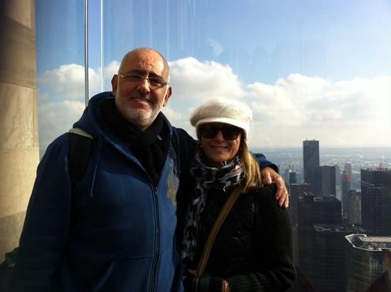 Rockefeller Center: Imposible perderselo !