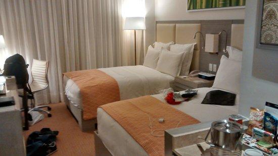 Cali Marriott Hotel: habitacion