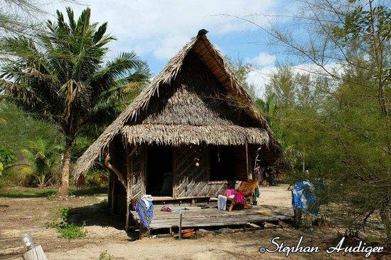 Phrathong Nature Resort: Bamboo & thatch bungalow
