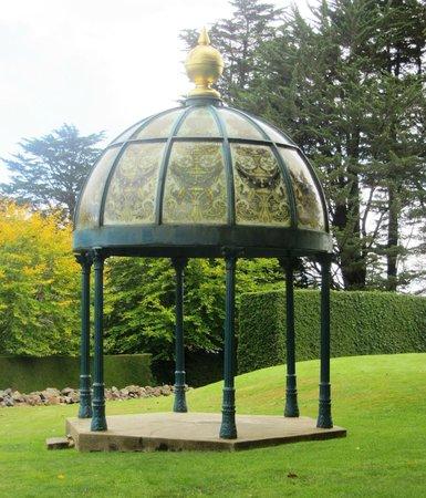 Larnach Castle & Gardens: Garden Glass Canopy
