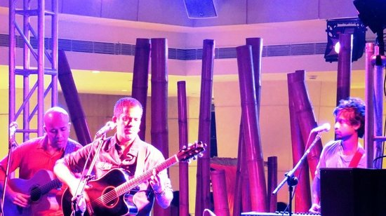 The Park Chennai: Whirling Kalapas perform live at The Park