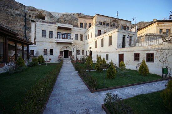 Asia Minor Hotel : Hotel courtyard