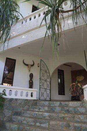 Argonauta Boracay: lobby