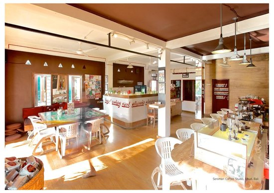 our lovely coffee studio and restaurant