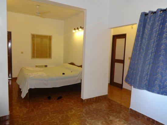 Santana Beach Resort : Room