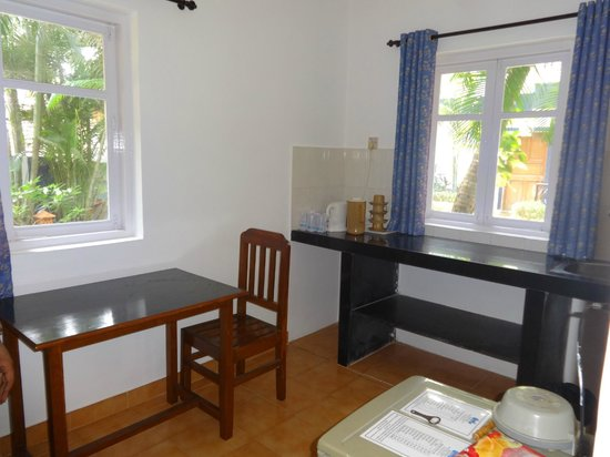 Santana Beach Resort : Kitchen