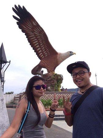 Dataran Lang: Eagle Square