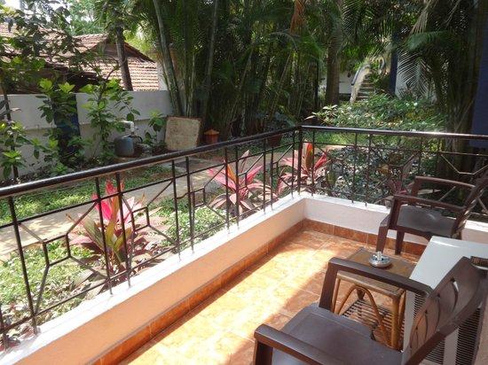 Santana Beach Resort : Balcony