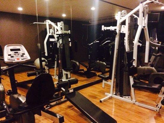 Tenface Bangkok: Gym