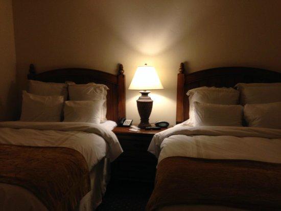 Vail Marriott Mountain Resort: Bi-level suite, loft beds