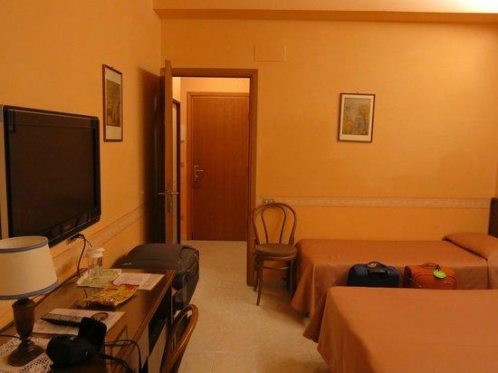 Hotel San Francesco: Bedroom