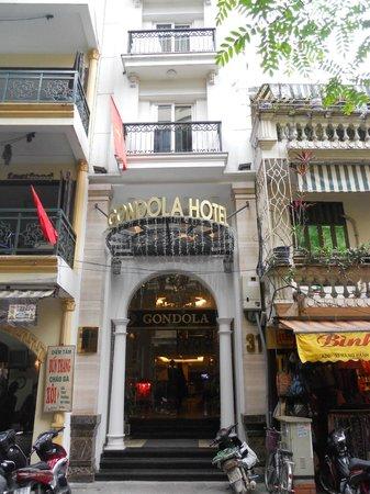 Gondola Hotel : Excellent service