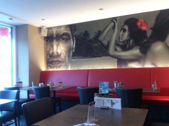 Kiora Restaurant & Bar : Belp - Kiora
