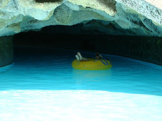 WaterPark: Пещера