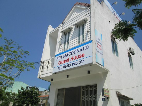 Bui MacDonald Guest House