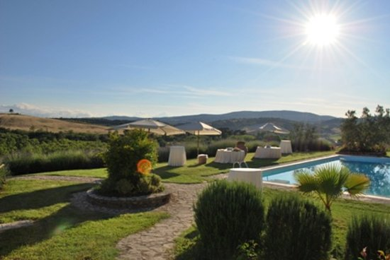 Country House Croce di Bibbiano: quiete