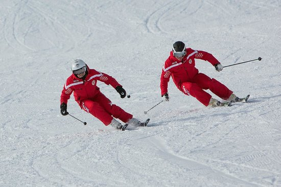 Ski Instructors, Morgins-English and French speaking