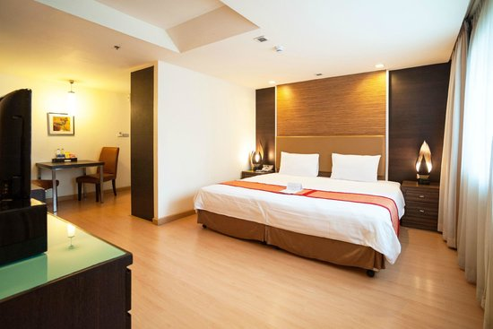 Aspen Suites Hotel Sukhumvit 2 Bangkok by Compass Hospitality: Executive Suite