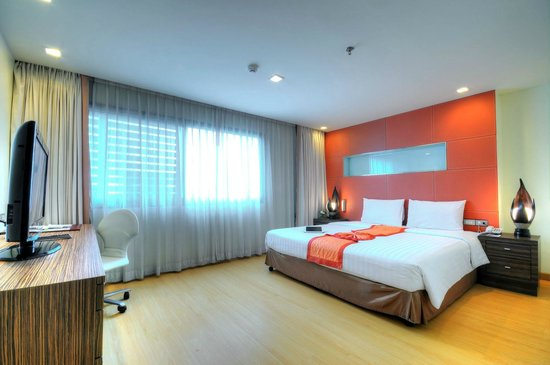 Aspen Suites Hotel Sukhumvit 2 Bangkok by Compass Hospitality: Executive room