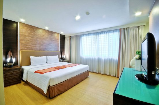 Aspen Suites Hotel Sukhumvit 2 Bangkok by Compass Hospitality: Aspen Suite Two bedroom