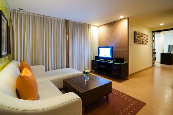 Aspen Suites Sukhumvit 2 by Compass Hospitality: Executive Suite