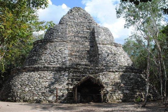 Ruines de Cobá : biririna
