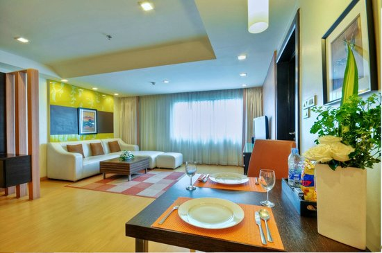 Aspen Suites Sukhumvit 2 by Compass Hospitality: Aspen Suite One bedroom