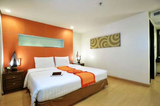 Aspen Suites Sukhumvit 2 by Compass Hospitality: Executive King
