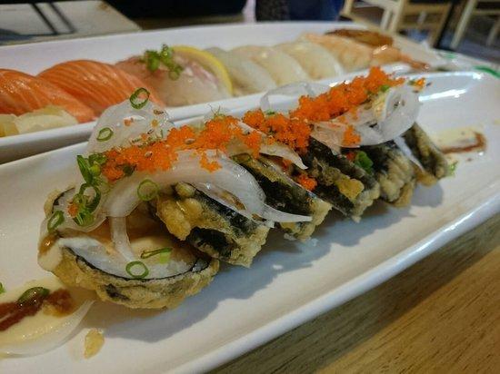 Sushi Berry: sushi roll