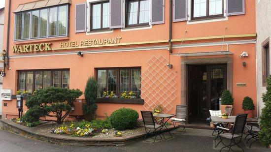 Hotel Warteck: Kleines Hotel aber fein