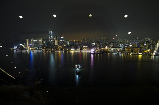 Harbour Grand Hong Kong: View from restaurant