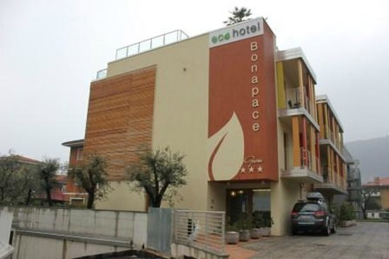 Eco Hotel Bonapace: If you want comfort, here is a place to stay!