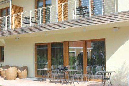 Eco Hotel Bonapace: Stylish architecture