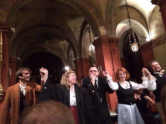 Opera at St. Mark's Anglican Church : La Boheme