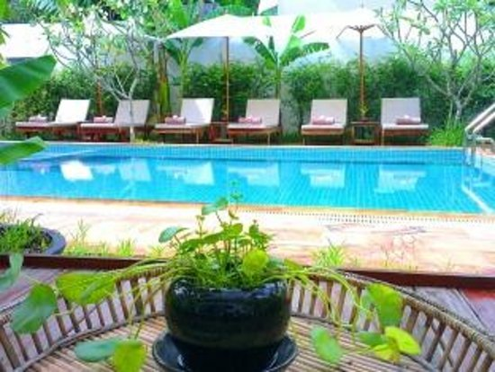 Apsara Centrepole Hotel: Swimming Pools