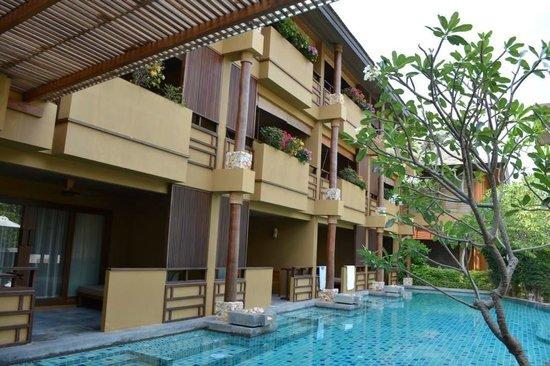 Deva Samui Resort & Spa: Notre chambre