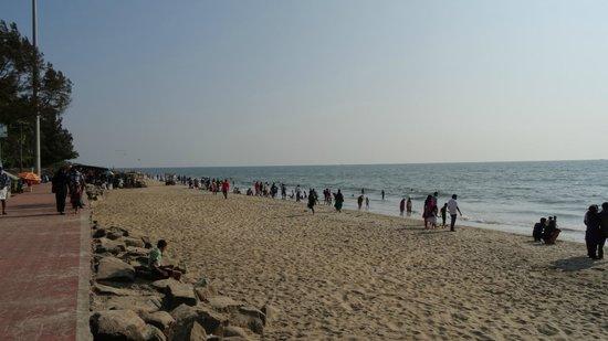 Cherai Beach : пляж Cherai