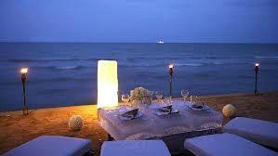 Anantara Hua Hin Resort : Romantic