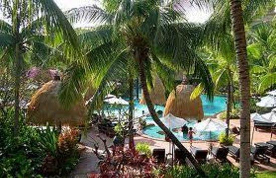 Anantara Hua Hin Resort : Wonderful Vegitation