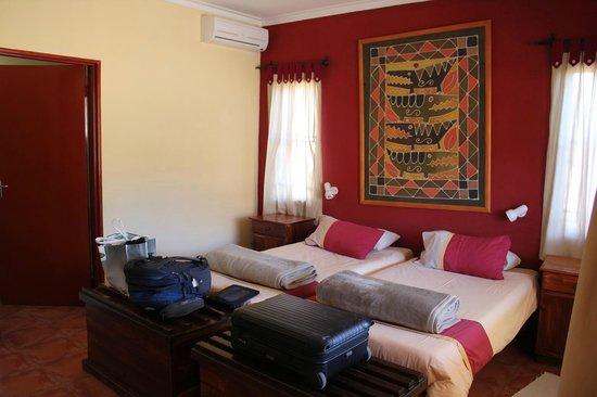 Namib Desert Lodge : 客室