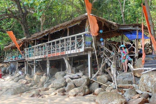 Skyla's Beach House : Le restaurant