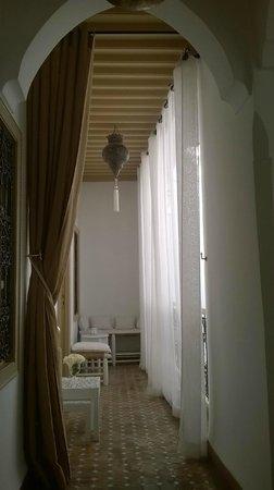 Riad les Orangers d'Alilia Marrakech : Corridoio