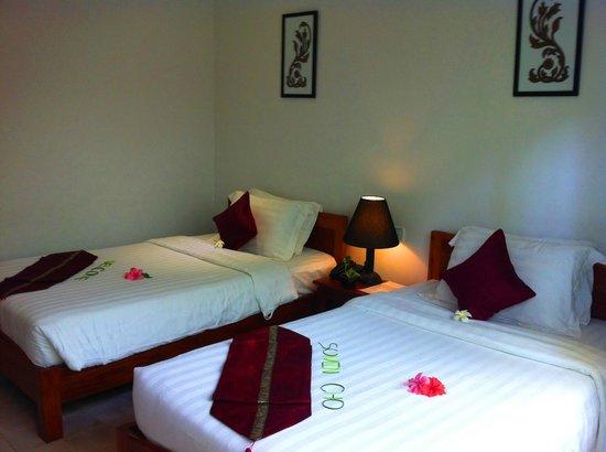 Apsara Centrepole Hotel: Room