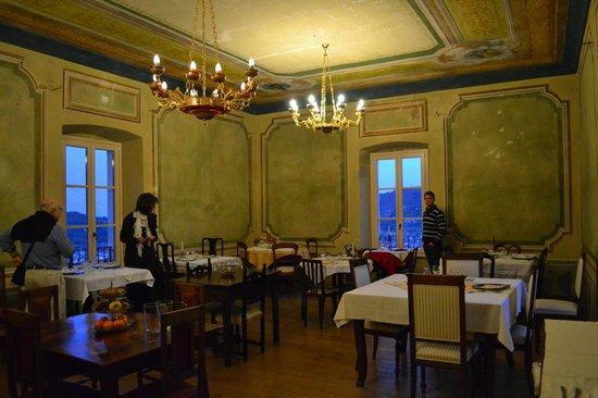 Agriturismo Villa Bissiniga: Sala Colazioni