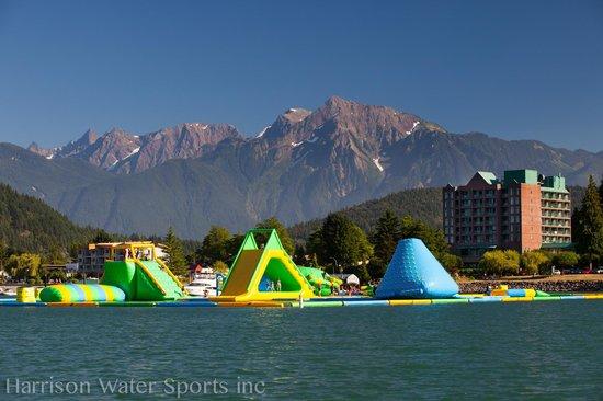 Harrison Water Sports WaterPark